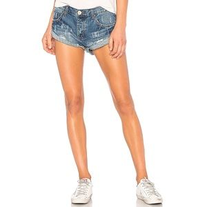 One Teaspoon Bandits Shorts Pacifica distressed 22